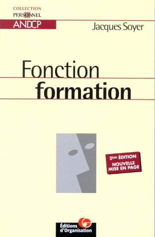 9782708122703: Fonction Formation