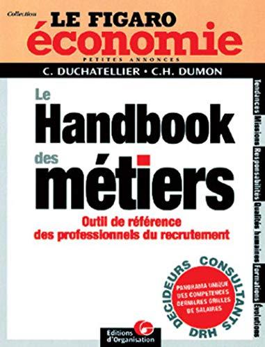 9782708124226: Handbook des métiers