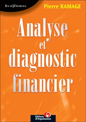 Analyse et diagnostic financier: Pierre Ramage