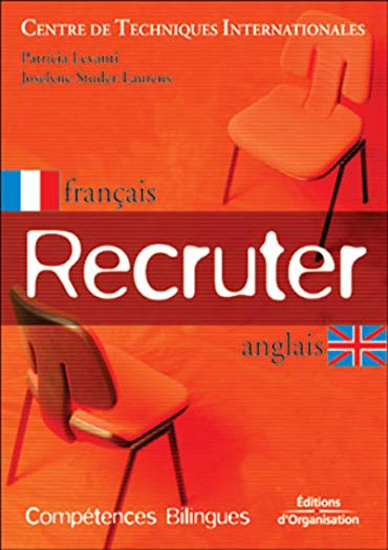 9782708126954: Recruter (�dition bilingue, fran�ais-anglais)