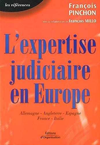 9782708126978: L'Expertise judiciaire en Europe