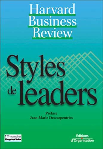 9782708128224: Styles de leaders