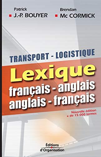 Transport-logistique franccais et anglais (French Edition): Brendan McCormick