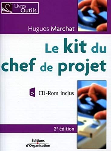 9782708131231: Le kit du chef de projet (1Cédérom)