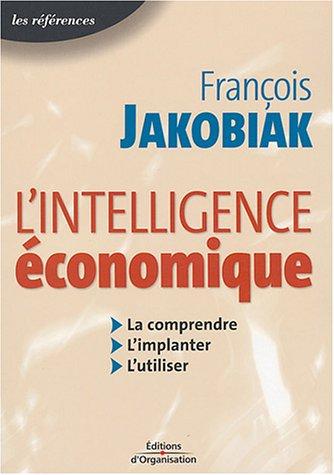 9782708131668: L'intelligence économique