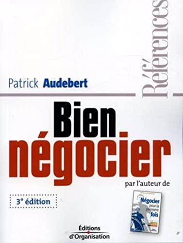 Bien négocier: Patrick Audebert