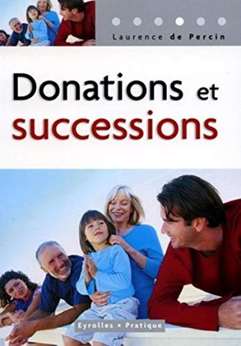 9782708135161: Donations et successions (French Edition)