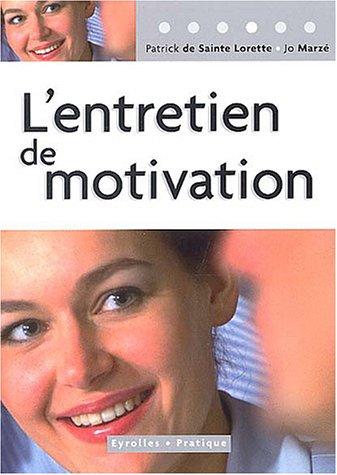 9782708135253: L'entretien de motivation