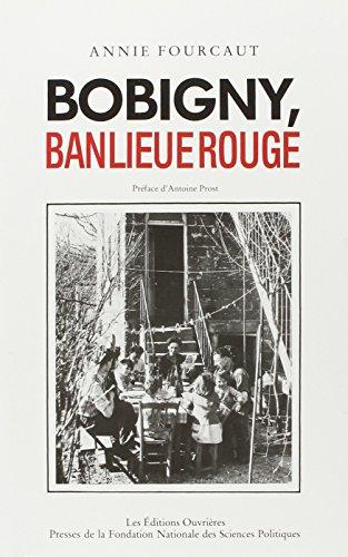 9782708225046: Bobigny, banlieue rouge