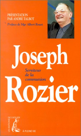 9782708231979: Jozeph rozier (French Edition)