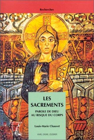 9782708232952: sacrements - nlle edition (RECHERCHE V C C)