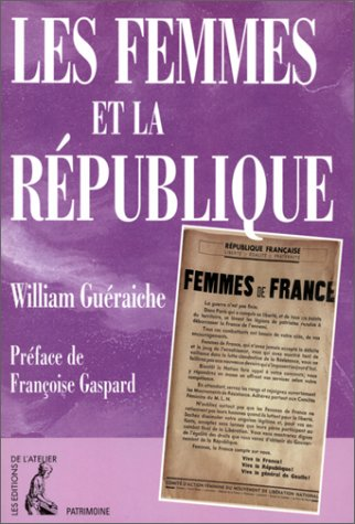 9782708234680: Les Femmes et la République, 1943-1979