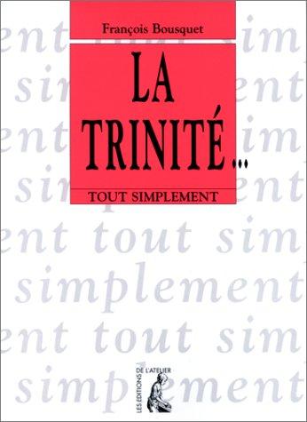 9782708234864: La Trinité