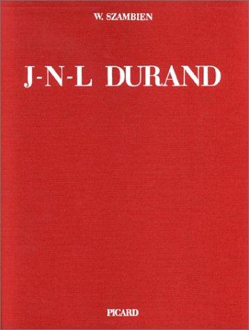 J-N-L. Durand: SZAMBIEN Werner