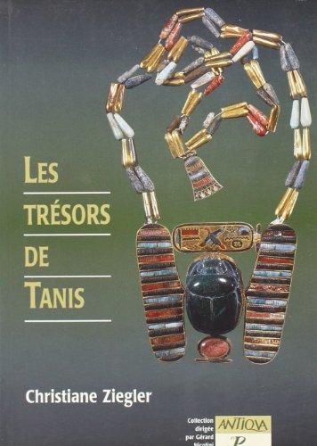 9782708406155: Les trésors de Tanis