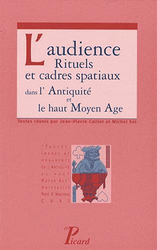 9782708407961: L'audience (French Edition)