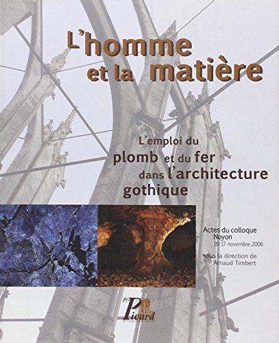L'homme et la matière (French Edition): Collectif