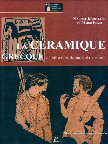 la céramique grecque d'Italie méridionale et de Sicile: Mario Iozzo