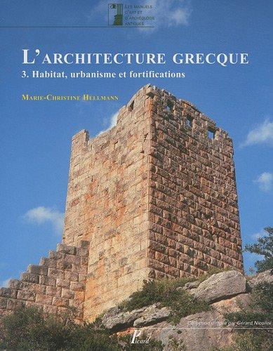 9782708408630: L'Architecture grecque (French Edition)