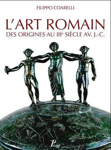 L'art romain (French Edition): Filippo Coarelli