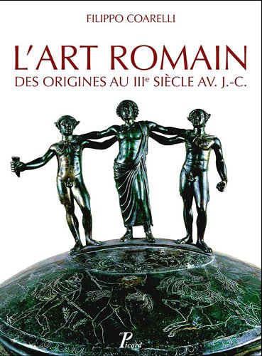 9782708409040: L'art romain (French Edition)