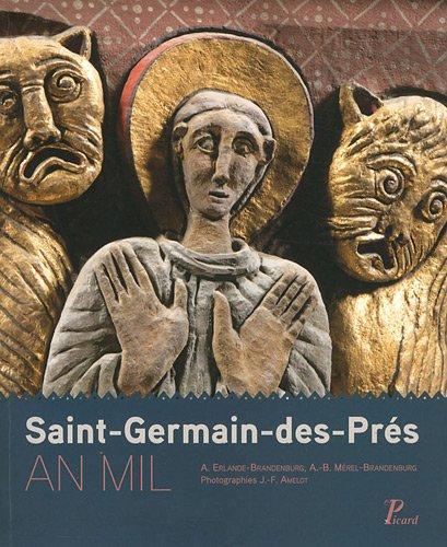 Saint-Germain-des-Prés (French Edition): Alain Erlande-Brandenburg