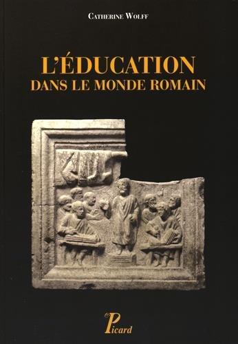 9782708409934: L'éducation dans le monde romain