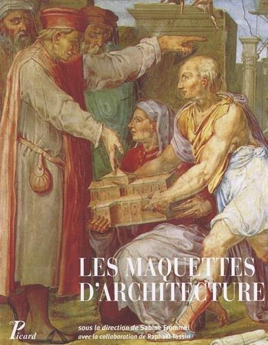 9782708409996: Les maquettes d'architecture