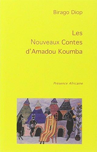 9782708700536: Les nouveaux contes d'amadou koumba