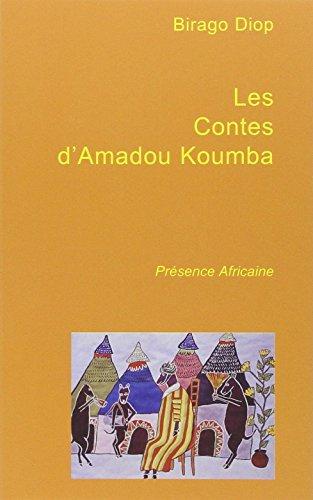 9782708701670: Les contes d'Amadou-Koumba