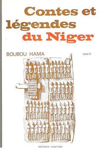9782708703292: Contes et légendes du Niger : Tome 5
