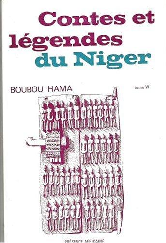 9782708703308: Contes et l�gendes du Niger : Tome 6