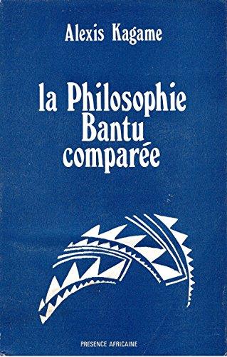 9782708703315: La philosophie bantu comparée