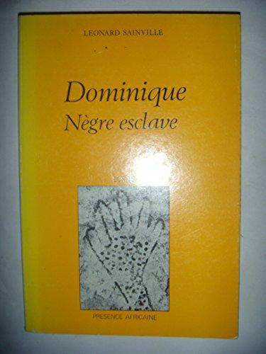 9782708703520: DOMINIQUE. N�gre esclave