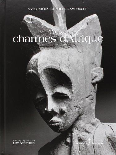 9782708708334: Treize charmes d'Afrique