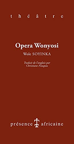 9782708708747: Opéra Wonyosi