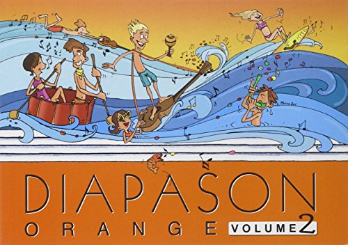 9782708881303: Diapason orange Volume 2