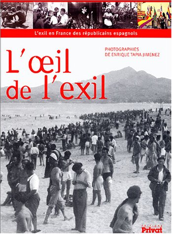 9782708917231: L'oeil de l'exil (French Edition)