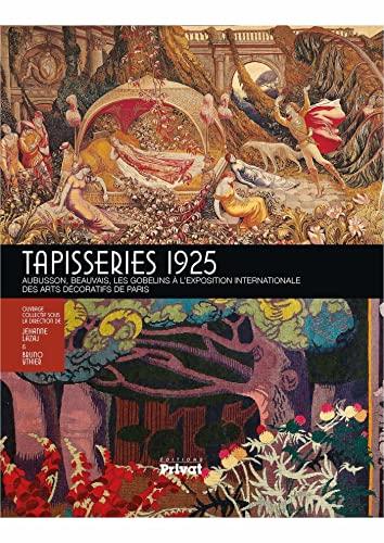 Tapisseries 1925 arts deco, aubusson, beauvais, gobelins: Ythier Bruno