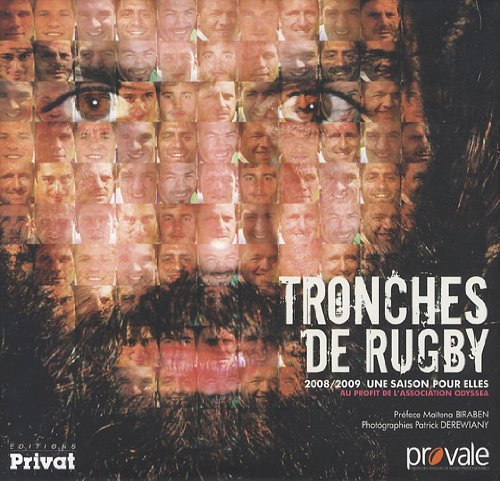9782708928251: Tronches de rugby (French Edition)