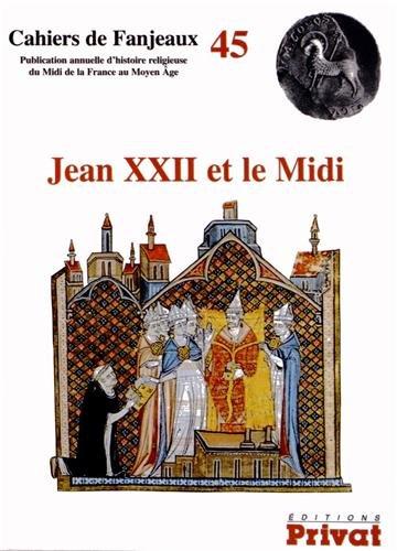Jean XII et le midi: Le Blévec Daniel