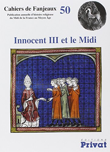 9782708934542: Innocent III et le Midi