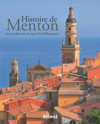 9782708947801: Histoire de Menton (French Edition)