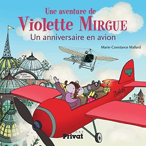 9782708962415: Une aventure de Violette Mirgue : Au pays des avions