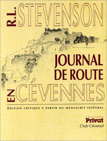 9782708970342: Journal de route en Cévennes