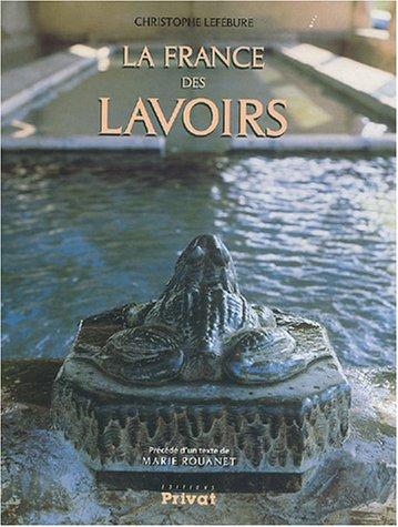 9782708991736: La France des lavoirs