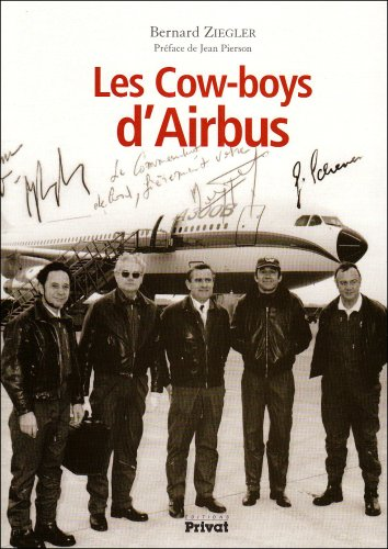 9782708992177: Les cows-boys d'Airbus