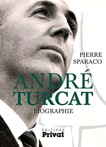 9782708992542: André Turcat : Biographie