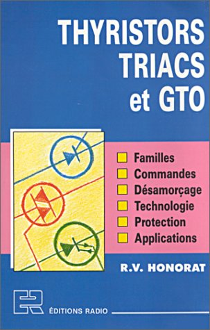 9782709110174: Thyristors triacs et GTO (Dunod)