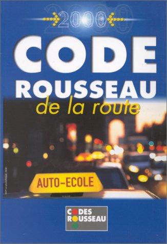 9782709505093: Le code Rousseau 2000